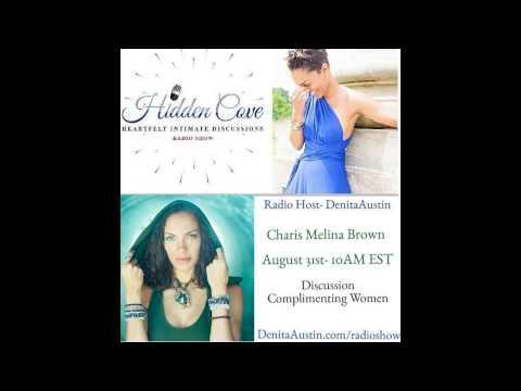 Charis on Hidden Cove Radio with Denita Austin - Women Complementing Women
