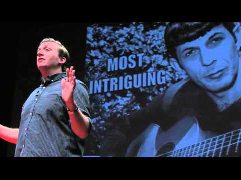 Sex, Spock, and Climate Change | Justin Bogardus | TEDxVail