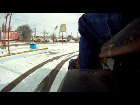 Mud Mower IDGAF Snow Romp