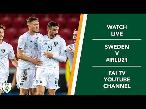 FULL MATCH | Sweden 1-3 Republic of Ireland - UEFA U21 European Championships