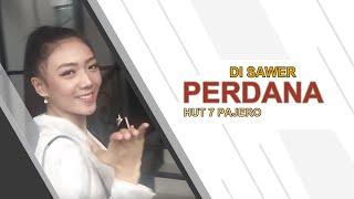 Dilza Di Sawer Perdana Di Hut 7 Pajero Di Bogor