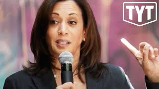 The REAL Reason Kamala Harris Dropped Out