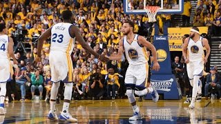 Best of the Warriors' 39 Assists (Franchise Playoff Record: 23 Ast in 1st Half) | May 16, 2017