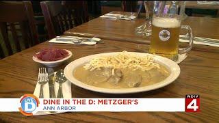 Live in the D: Celebrate Oktoberfest at Metzger's in Ann Arbor