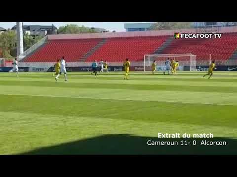 EXTRAIT Cameroun 11  0  Alcorcon