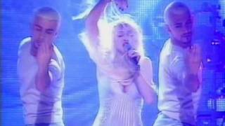 Madonna Video - Madonna - Bedtime Story (Live at Brit Awards)