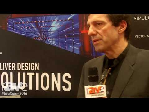 InfoComm 2016: Vectorworks Introduces Vision Previsualization Software