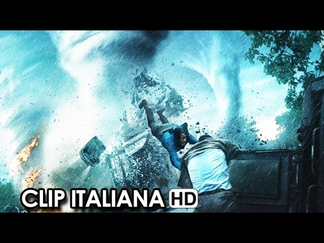 Into The Storm Clip Ufficiale Italiana 'Sono ovunque' (2014) - Steven Quale Movie HD