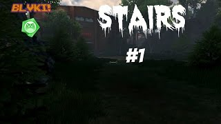 Stairs Gameplay / Parte 1 / +Link de descarga! / En Español by BLVKI!