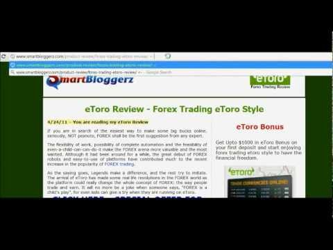 eToro Review: Online Forex Trading a Scam? EXPOSED!