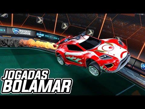 O RETORNO DE JOGADAS BOLAMAR #13: MELHORANDO?! DUNKS, SAVES, ETC - Rocket League: HIGHLIGHTS
