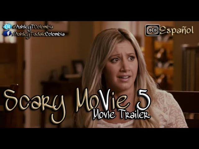 'Scary Movie 5′ Official Movie Trailer (Sub español CC)