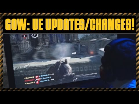 Gears of War: Ultimate Edition Changes! (They used my idea!!!)