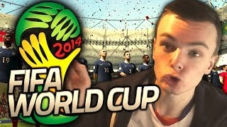 FIFA 2014 World Cup Brazil Game!