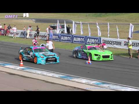 |HD1080p| SMOLENSK RING FINAL 4stage RDS 2014 Russian Drift Series