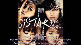 Watch Sistar Crying video