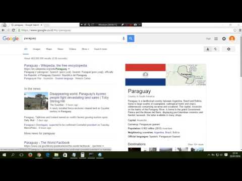 Paraguay News Today (2016-01-25)