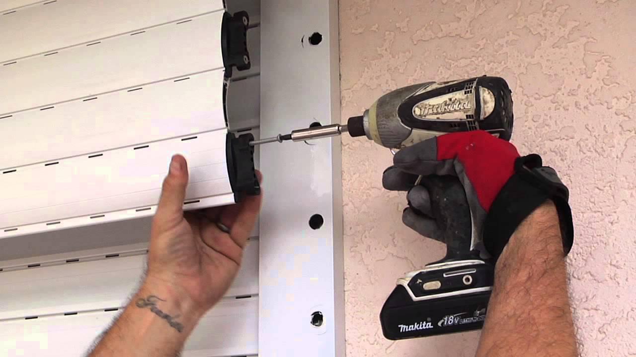 Smart companies roll shutter installation video for Motorized blinds not working