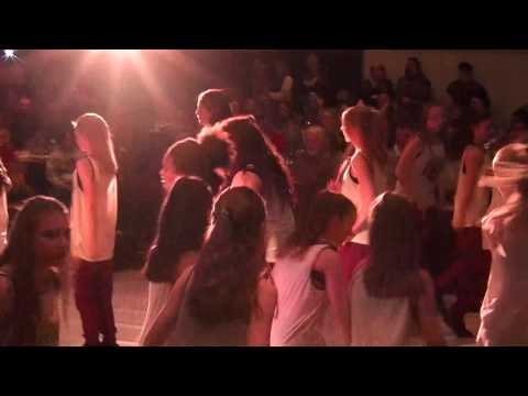 Brunswick School of Dance - Midyear Concert - Hiphop class - 06/20/2014