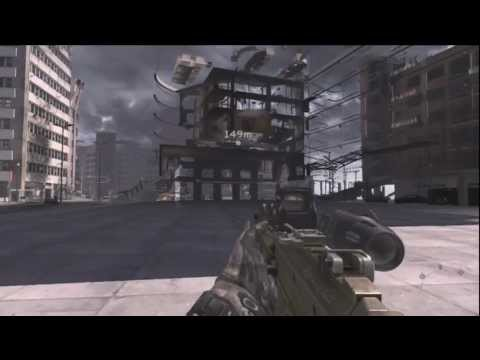 The Heaven Door in MW3 Easter Egg
