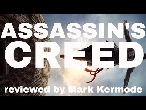 Assassin's Creed reviewed by Mark Kermode
