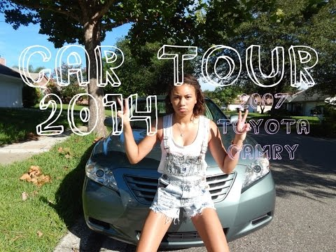 My Car Tour: 2007 Toyota Camry