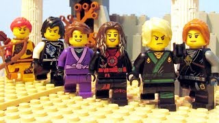 LEGO Ninjago - Shadows Of Destiny - Episode 13: The New Legion!