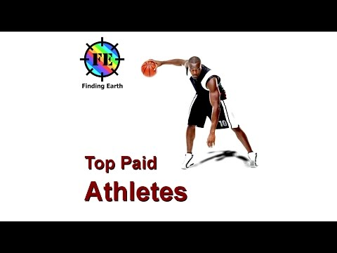highest paid athletes 2015 (Finding Earth)