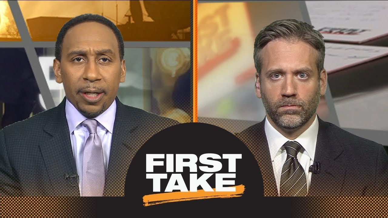 Stephen A. and Max react to Celtics defeating Cavaliers in Game 5 | First Take | ESPN