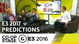 E3 2017 Predictions - E3 2016 GS Co-op Stage