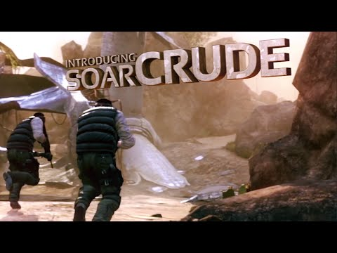 Introducing SoaR Crude by SoaR Vish!