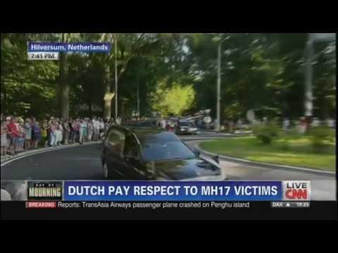 MH17 CNN verslag 23-07-2014