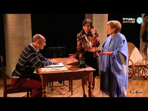Teatro Abierto - Gris de ausencia - 05-11-13 (1 de 2)