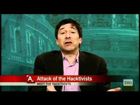 the role of hacktivists in the future of activism