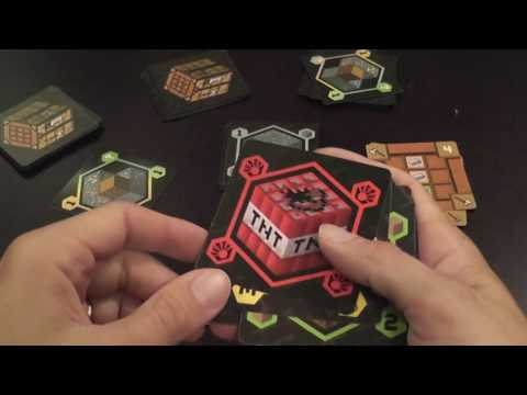 Minecraft Card Game? Review