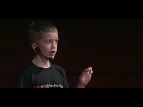 Technology For Increased Productivity | Pablo Lires de Aguirre | TEDxKids@PortoSeguroSchool