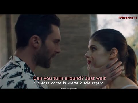 Maroon 5 - Wait [Lyrics y Subtitulos en Español] Video Official