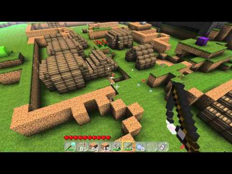 Robbie Plays Minecraft Clay Soldier War