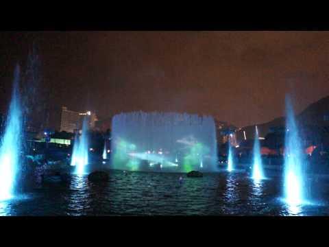 雙龍奇緣 Symbio! - Ocean Park Hong Kong