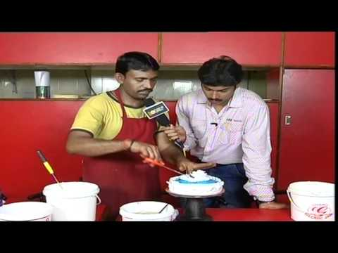 How To Make - Black Currant Cake - Local Special - 02