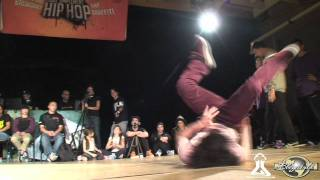 Supreme Beasts vs. Flexible Flav | Only Bboying 2011