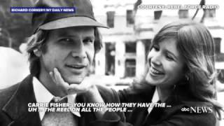 Carrie Fisher Asked Harrison Ford to Sing at Her Oscars In Memoriam Tribute | ABC News