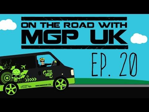 ON THE ROAD W/ MGP UK - Linz Austria (EP.20)