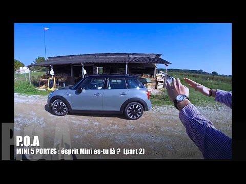 Mini 5 portes : Esprit Mini es tu là