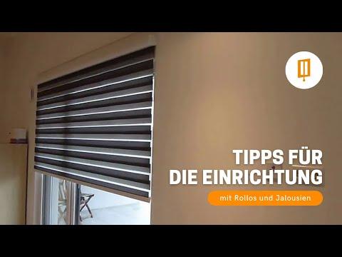 Tipps Für Die Wohneinrichtung Und Das Neue Zuhause Mit Rollos Und Jalousien