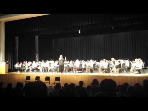 Upper Merion Middle School Strings Honor and Glory