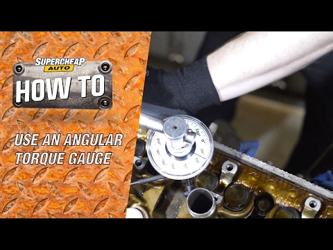 Using a Angular Torque Gauge // ToolPRO
