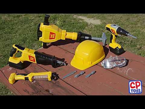 CP Toys Heavy Construction Tools