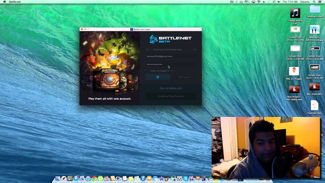 how to play hearthstone for free