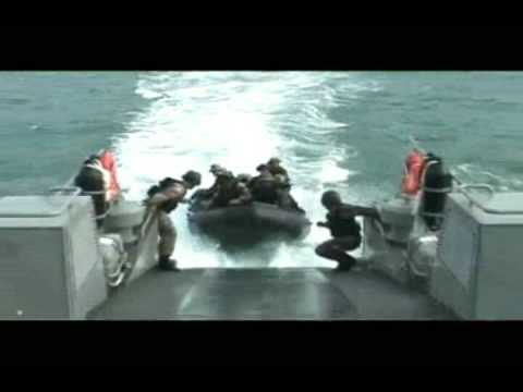 Royal Thai Navy Music VDO ราชนาวี Gasoline Seethers Music Videos